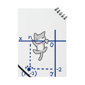 第三象限からよじのぼるネコ Notes