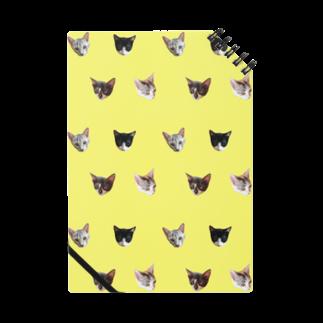 保護猫カフェ「駒猫」さん家のNo.8 フルーツ4兄弟 ドット♪ Notes