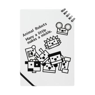 アニロボ(ちりつも) Notes
