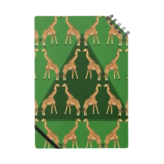 KISSING GIRAFFES Notes