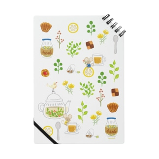 teatime-ノート Notes