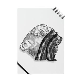 パンケーキの絵 Notes