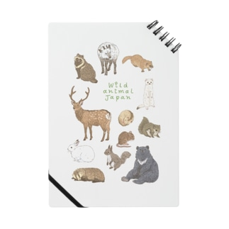 Wild animal japan Notes