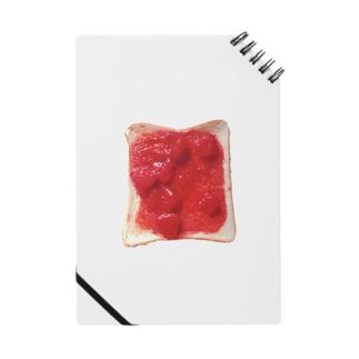 イチゴジャムトースト Notes