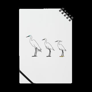 KlaboのWe are Egret not Heron! Notes