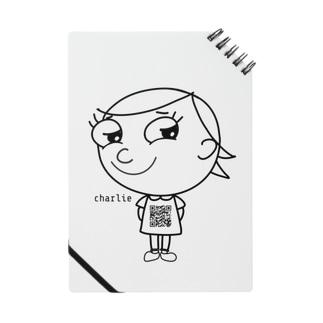 ジロリ    〜charlie 〜   モノクロver. Notes