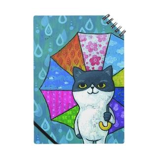 雨降りネコさん Notes
