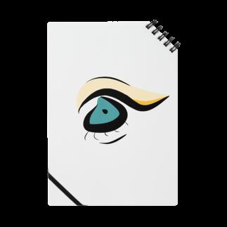 MOOのブルーの目をした女の子 Notes
