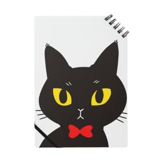黒猫カゲチョ Notes