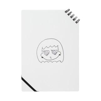 ジト目ちゃん Notes