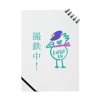 撮鉄中 Notes