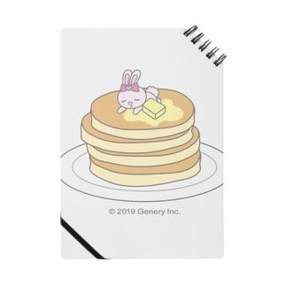 パンケーキもすきなの Notes