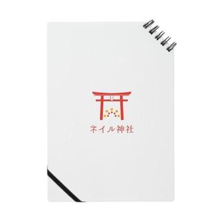 ネイル神社 授与品 Notes
