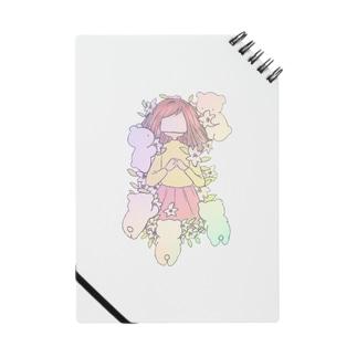 百合の花で Notes