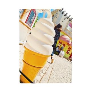 EMIRIのアイスクリーム Notes