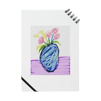 ピンクのバラ Notes