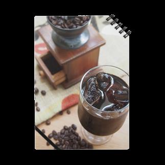 mocafeのコーヒーノート Notes