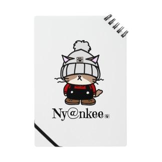 ニット帽のあいつ (Ny@nkee) Notes
