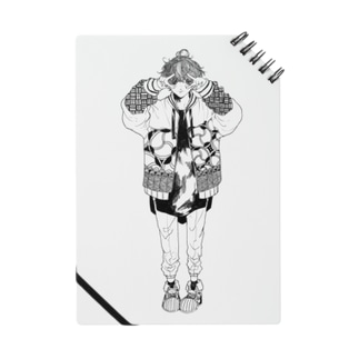 -Hyuga-のぴーす(色なし) Notes