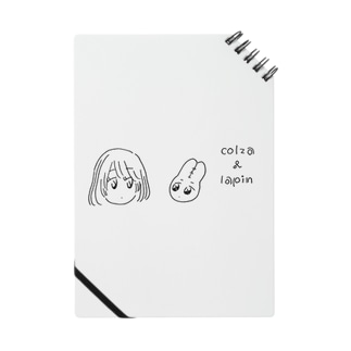 colzaのcolza&lapin Notes