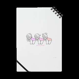かがなつのpanty panty Notes