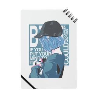 homareのキャップgirl Notes