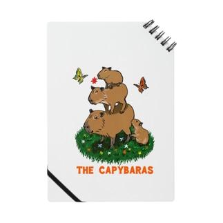the capybaras Notes