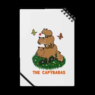 令和堂のthe capybaras Notes