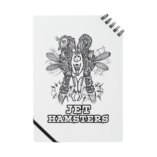JET HAMSTERS Notes