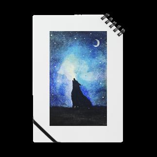 SATSIEの狼ノート Notes