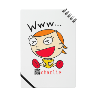 charlolのwww charlie QR Notes
