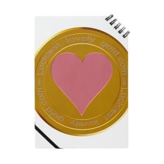 Love coin Notes