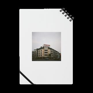 Shogo Hirokiのhotel Notes