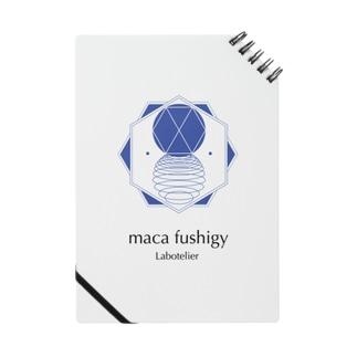 maca fushigy Notes