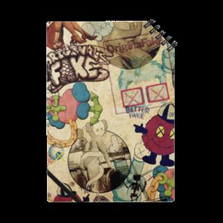 ___Ru____の海外 Notes
