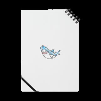 mmmooaのシャーク Notes