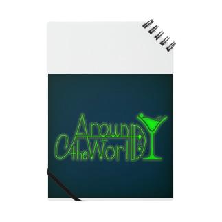 AtWロゴアイテム Notes
