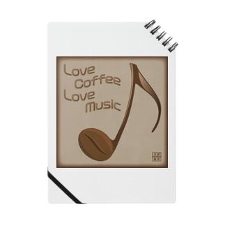 四分音符コーヒー豆 Notes