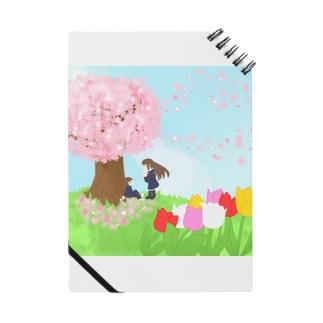 想い桜の下で Notes