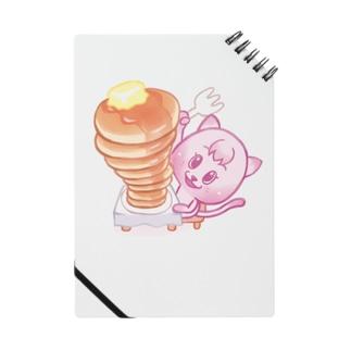 PNの食いしん坊ネコ Notes