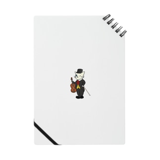 バイオリン奏者のネコ Notes