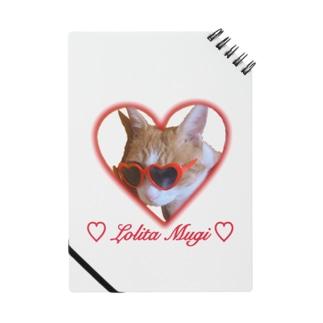 Lolita mugi Notes