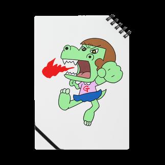 怒りのガウ子 ノート