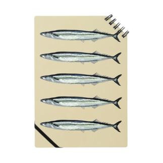 秋刀魚 Notes