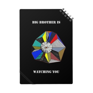 BIG BROTHER IS WATCHING YOU Notes