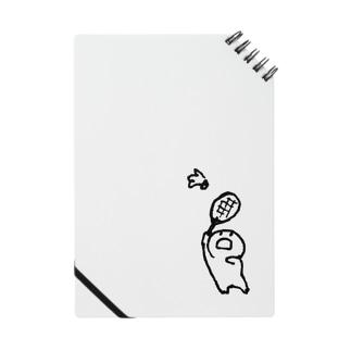 バドミントン!丸さん Notes