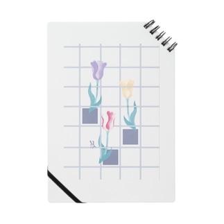 花とみつめ_格子1 Notes