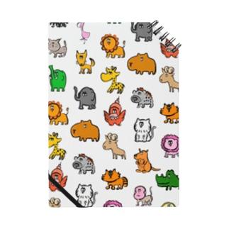 動物モノグラム Notes