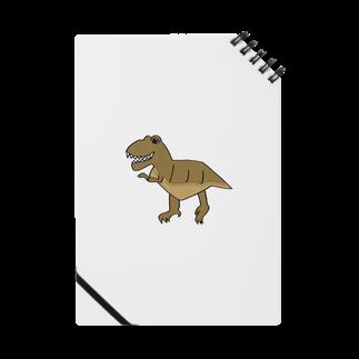 morinonakaの恐竜シリーズ~t.rex~ Notes