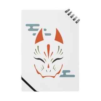 狐面グッズ Notes